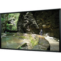 "Mustang SC-F106G169 Fixed Frame Projection Screen (96 x 56"")"