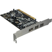 OWC / Other World Computing Mercury 2-Port FireWire 800 / 1-Port FireWire 400 PCI Adapter Card