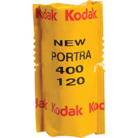Kodak Professional Portra 400 Color Negative Film (120 Roll Film)