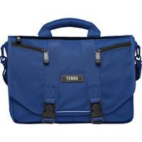 Tenba Photo/Laptop Messenger Bag (Mini, Blue)
