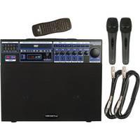 VocoPro DVD-SOUNDMAN BASIC Multi-Format Portable Sound System