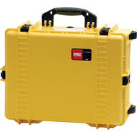 HPRC 2600WE Wheeled Hard Case, Empty Interior (Yellow)