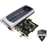 PNY Technologies nVIDIA Quadro 6000G PCIE 6GB GDDR5 Display Card
