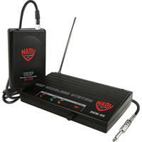 Nady DKW-8U GT - UHF Wireless Instrument System (Ch. UA16 911.7MHz)
