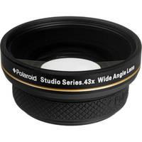 Polaroid Studio Series 52mm 0.43x HD Wide Angle Lens