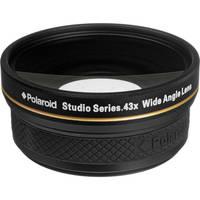 Polaroid Studio Series 58mm 0.43x HD Wide Angle Lens
