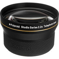 Polaroid Studio Series 72mm 2.2x HD Telephoto Lens