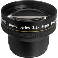 Polaroid Studio Series 37mm 3.5x HD Super Telephoto Lens