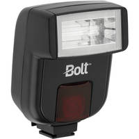 Bolt VS-260 Compact On-Camera Flash for Canon TTL