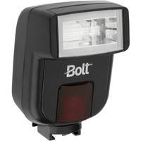 Bolt VS-260 Compact On-Camera Flash for Sony/Minolta TTL