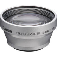 Canon TL-34 II 34mm 1.5x Telephoto Converter Lens