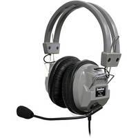 Hamilton Buhl HA-7M SchoolMate Deluxe Around-Ear Stereo Headphones with Mic