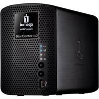 Iomega 2TB (2x1TB) StorCenter ix2-200 Network Storage, Cloud Edition