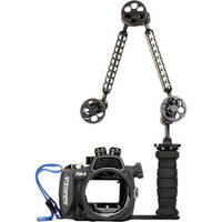 Aquatica AN-5 Underwater Housing for Sony NEX 5 Camera with Tray and Grip
