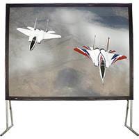 "Hamilton Buhl BFF-108144 Easy Fold Portable Projection Screen (108 x 144"")"