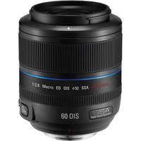 Samsung 60mm f/2.8 Macro ED OIS SSA Lens (For NX Cameras)