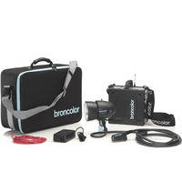 Broncolor Mobil A2L One-Lamp Travel Kit with Lead Acid Battery