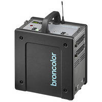 Broncolor Mobil A2L Power Pack with Lithium Battery and Charger