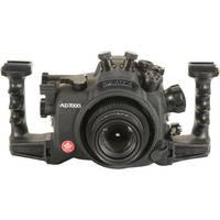 Aquatica AD7000 Underwater Housing for Nikon D7000 with Dual Nikonos Bulkheads