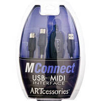 ART MConnect - USB to MIDI Cable
