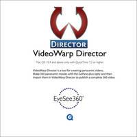 EyeSee360 VideoWarp Director for Mac