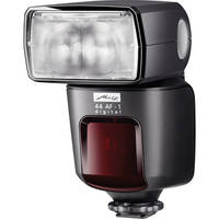 Metz mecablitz 44 AF-1 digital Flash for Canon Cameras
