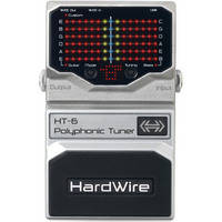 DigiTech Hardwire HT-6 Polyphonic Tuner Pedal