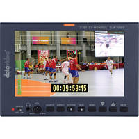 "Datavideo TLM-700HDPD 7"" HD/SD-SDI LED Backlit Monitor"