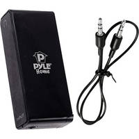 Pyle Pro PHE3AB Headphone Amplifier with Bass Boost