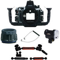 Sea & Sea MDX-D7000 Housing for Nikon D7000 with Port / Strobe / Sea Arm / Cable