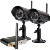 Swann ADW-200 - Digital Wireless 2 Cameras Security Kit