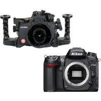 Aquatica AD7000 Underwater Housing with Nikon D7000 DSLR Camera (Body Only)