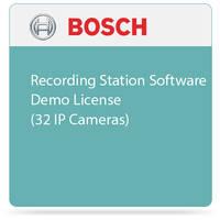 Bosch Recording Station Software Demo License (32 IP Cameras)