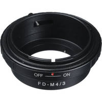 Dot Line Micro Four Thirds Adapter for Canon FD Lenses