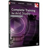 Class on Demand Training DVD: Complete Training for Avid Studio (English Only)