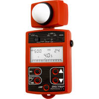 Spectra Cine Professional IV-A Light Meter (Red)