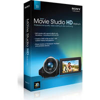 Sony Vegas Movie Studio HD Platinum 11