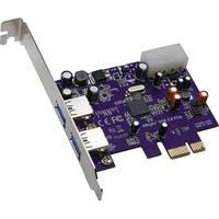 Sonnet 2-Port Allegro USB 3.0 PCI Express Controller Card