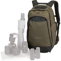 Lowepro Scope Photo Travel 350 AW Backpack (Dark Olive)