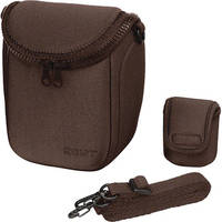 Sony BBF Carry Case for NEX Cameras (Brown)