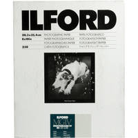 """Ilford Multigrade IV RC Deluxe MGD.44M Black & White Variable Contrast Paper (8 x 10"""", Pearl, 250 Sheets)"""
