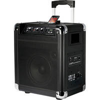 ION Audio BLOCK ROCKER AM/FM All-in-One Portable Speaker System for iPod