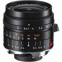 Leica 21mm Super-Elmar-M f/ 3.4 ASPH Lens