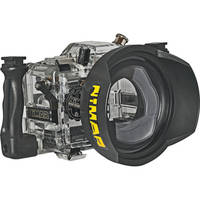Nimar Underwater 3D Housing for Nikon D5000 with NI38 Flat Port 18-55mm