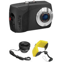 SeaLife Mini II Underwater Camera with Wide Angle Lens/Floating Strap B&H Kit