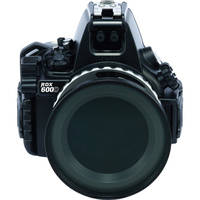 Sea & Sea RDX-600D Underwater Housing with Standard Port for Canon EOS Rebel T3i