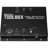 Gefen ToolBox High Definition 1080p Scaler (Black)