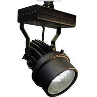 Altman IQ38 Spectra PAR 50W White LED Light (Black)