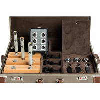 Telefunken ELA M 260 Small Diaphragm Tube Microphone Tri Mono Set