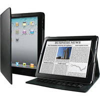 Hip Street Standing Portfolio Case for iPad 2 and new iPad